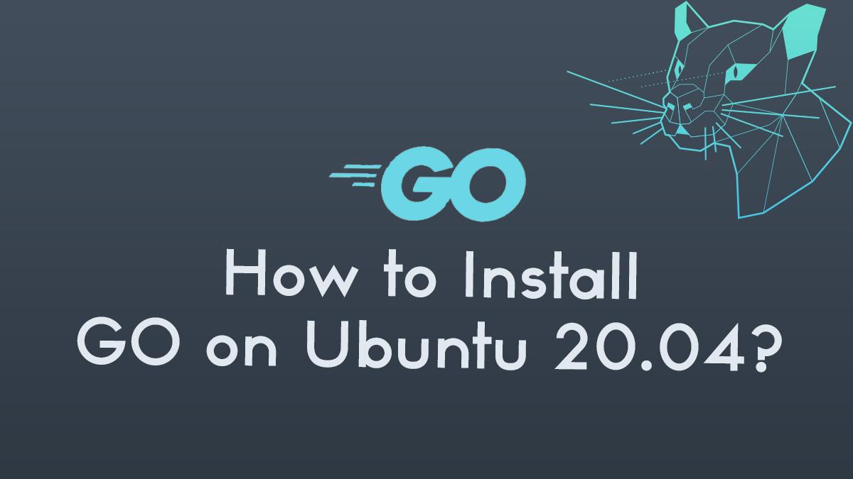 install go on ubuntu 20.04 9