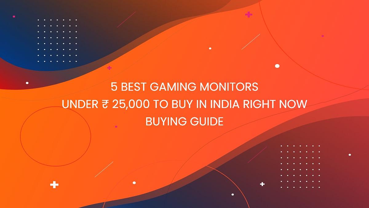 best gaming monitors 9