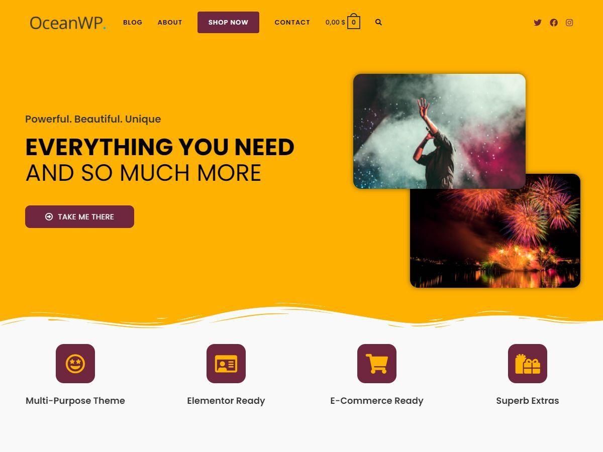 Best WordPress Themes 13