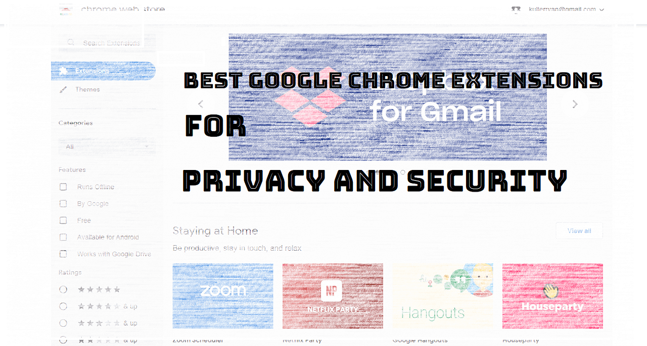 Best Chrome Extensions for Security & Privacy
