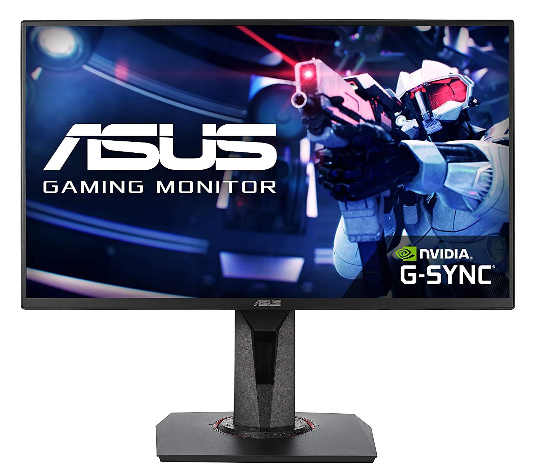Best Gaming Monitors - ASUS VG258QR Full HD