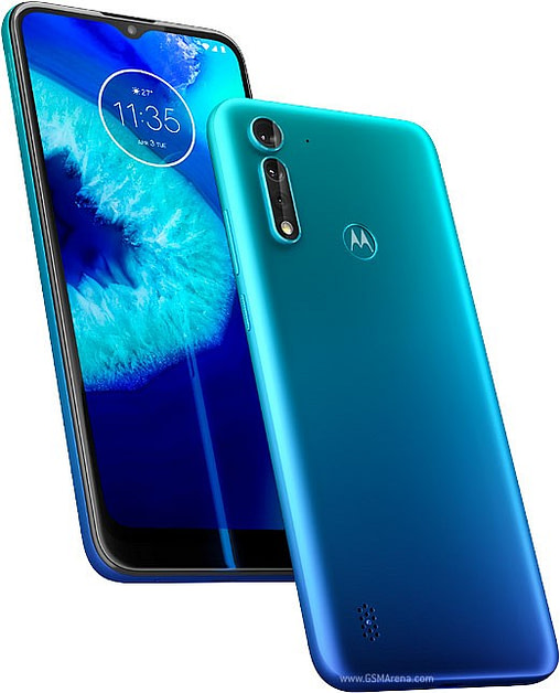 Motorola Moto G8 Power Lite Arctic Blue