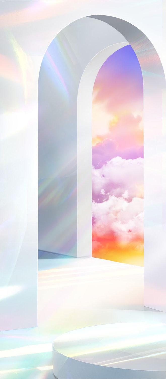 download lg velvet stock wallpapers 11