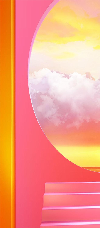 download lg velvet stock wallpapers 13