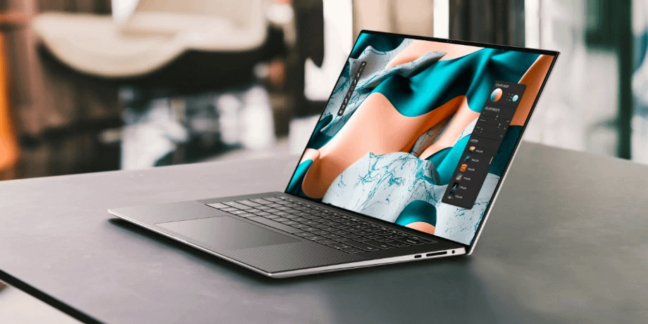 Dell XPS 15 Display