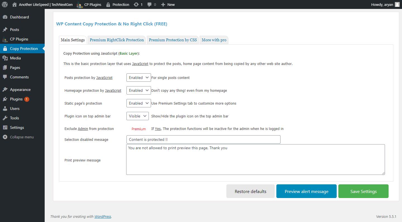 prevent copy-paste 5